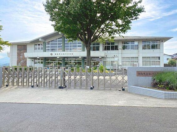 <松川小学校>...