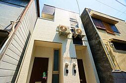 大阪府大阪市福島区海老江8丁目の賃貸アパートの外観
