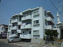 富美ヶ丘マンション[3階]の外観