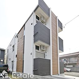 名古屋市営上飯田線 上飯田駅 徒歩3分の賃貸アパート