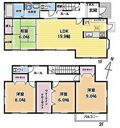 常盤平駅 4,180万円