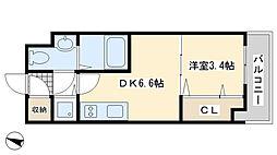 No.71 オリエントトラストタワー[31階]の間取り