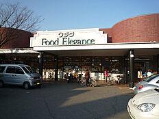 スーパースーパーウジタフードエレガンス店まで729m