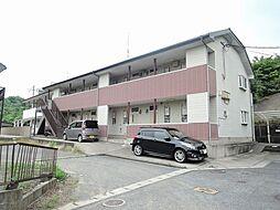 福岡県北九州市八幡西区浅川台3丁目の賃貸アパートの外観