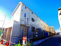 西武新宿線 花小金井駅 徒歩4分の賃貸アパート