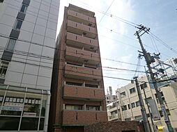 ラルテ天王寺[2階]の外観
