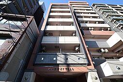 パークサイドエール[8階]の外観