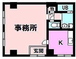 サンコーポ唐湊(売事務所)