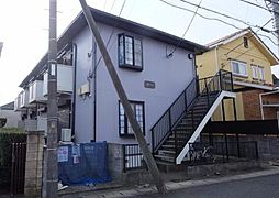 二葉ハウス[102号室]の外観