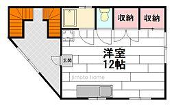ムトウマンション[3階]の間取り