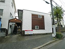 竹内ハイツ[2階]の外観