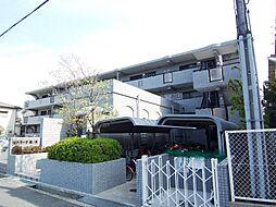 兵庫県伊丹市梅ノ木5丁目の賃貸マンションの外観
