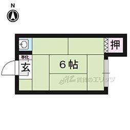 茶山駅 1.0万円