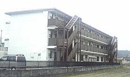 兵庫県姫路市香寺町広瀬の賃貸マンションの外観