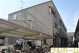大阪府大阪市平野区瓜破西2丁目の賃貸アパートの外観