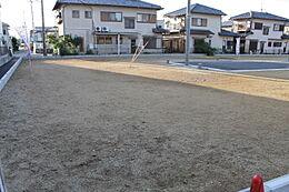 5号地外観(28年10月9日撮影)