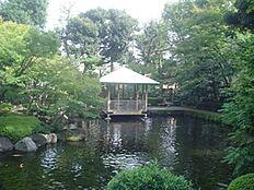公園 大田黒公園まで661m