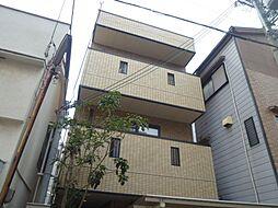 パナアルパート[3階]の外観