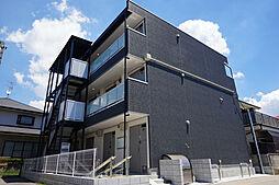 千葉県千葉市稲毛区稲毛2丁目の賃貸マンションの外観