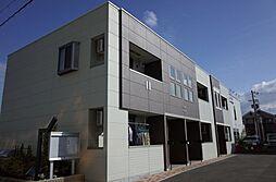 フィエスタ岸和田[1階]の外観