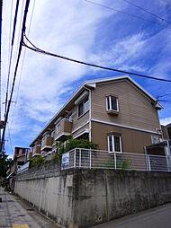 兵庫県神戸市兵庫区梅元町5丁目の賃貸アパートの外観