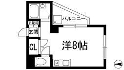 呉服橋ビル[2階]の間取り