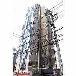 東京都足立区綾瀬4丁目の賃貸マンションの外観
