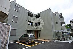 兵庫県神戸市長田区大塚町2丁目の賃貸アパートの外観