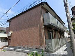 モキハウス[2階]の外観