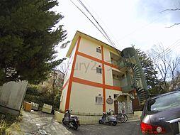 兵庫県西宮市仁川百合野町の賃貸マンションの外観