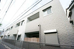 大阪府大阪市福島区吉野4丁目の賃貸アパートの外観