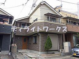 [一戸建] 東京都練馬区錦1丁目 の賃貸【/】の外観