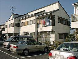 サンクレストA棟[101号室]の外観