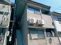 松本ハイツ[1階]の外観