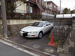 駐車スペースも...