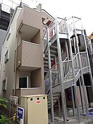 エルム生麦 A棟[1階]の外観