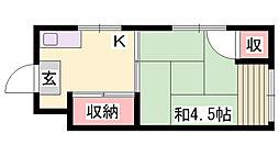 神鉄六甲駅 2.8万円