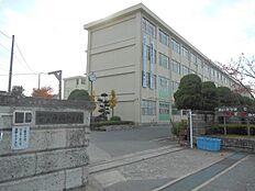 平岡中学校