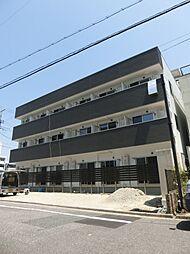 広島電鉄6系統 江波駅 徒歩16分の賃貸アパート