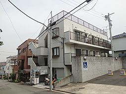 LUX-HOME東白楽[3階]の外観