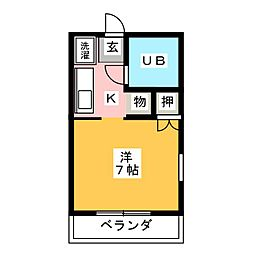 本郷駅 3.4万円