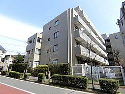 和室のある3LDKフラット中野本町