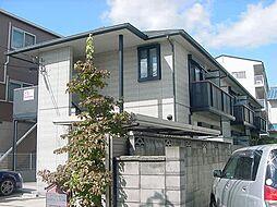 京都府京都市伏見区鳥羽町の賃貸アパートの外観