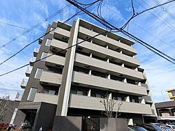 山崎マンション13[6階]の外観