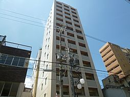 コンソラーレ上町台II[8階]の外観