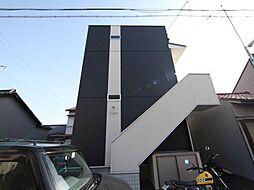 愛知県名古屋市中村区日ノ宮町3丁目の賃貸アパートの外観