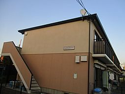 京都府京都市伏見区向島中島町の賃貸アパートの外観