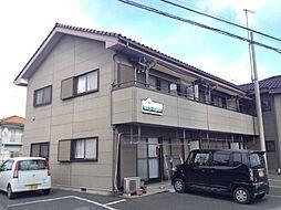 昭和コーポ若松町I[202号室]の外観