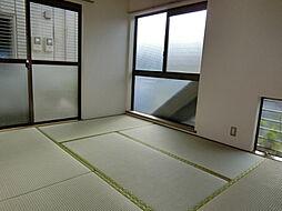 6畳の和室 収...