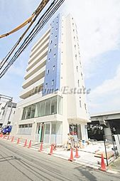 Paulownia Valley take8東神奈川[4階]の外観